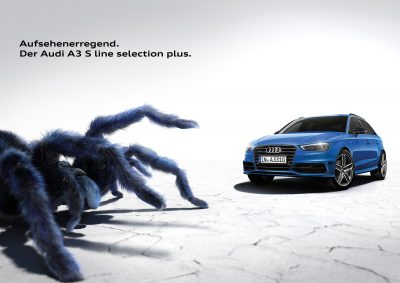 automotive|Audi|Attentionstyle