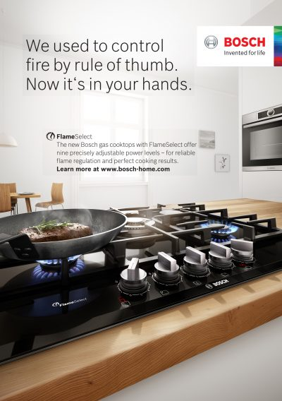 product|BSH|Gas Hobs Campaign