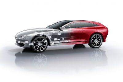 automotive|vector|Glass Car