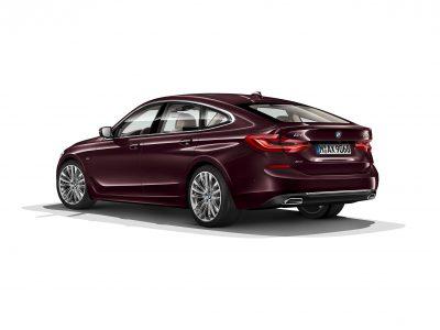 automotive|BMW|Series 6 Limousine