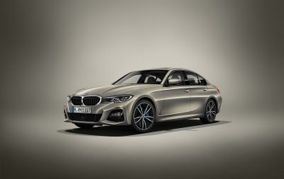 automotive|BMW|Series 3 Limousine