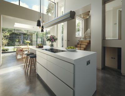 architecture|inhouse|Bulthaup kitchen full CG